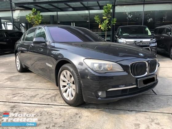 2011 BMW 7 SERIES 730Li (CBU) 3.0 Import New True Year