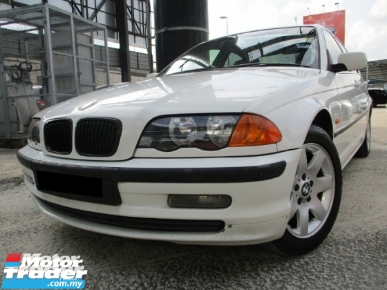 2000 BMW 3 SERIES 328I OriPaint AccFree