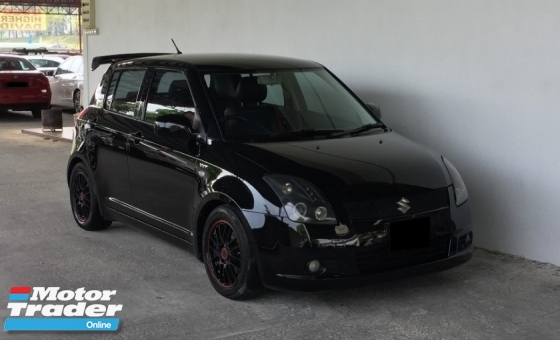 2008 SUZUKI SWIFT 1.5 Auto Facelift Sport Version
