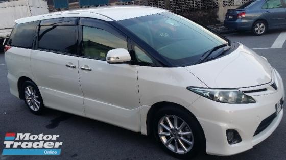 2010 TOYOTA ESTIMA 2013/ 2013 Toyota Estima 2.4 Aeras G New Facelift Spec