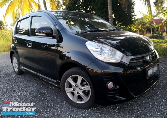 2013 PERODUA MYVI 1.5 AUTO SE SPEC / LAGI BEST / ORIGINAL TIPTOP CONDITION / BLACKLIST CAN LOAN