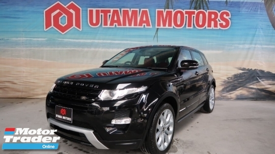 2015 LAND ROVER RANGE ROVER EVOQUE 2.0 Si4 DYNAMIC PANORAMIC ROOF MERDEKA SALE
