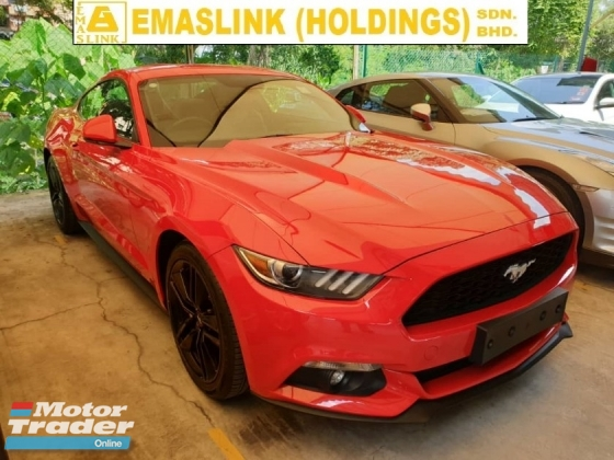 2016 FORD MUSTANG 2.3 Eco Boost Rear Camera Local AP Unreg