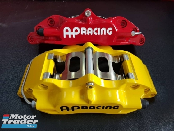 AP Racing 4 Pot Front Caliper For Any Car Performance Part > Brake System