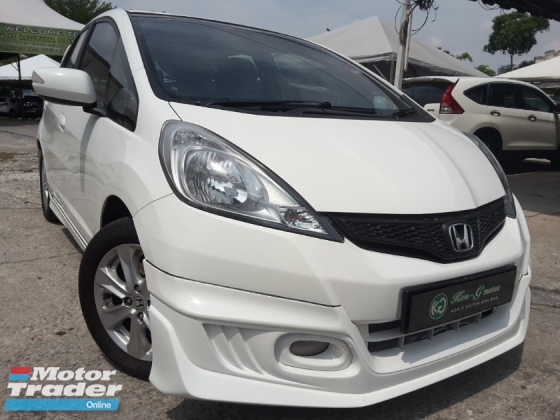 2014 HONDA JAZZ 1.5L 1-VTEC V SPEC MUGEN CUSTOM PERFORMANCE