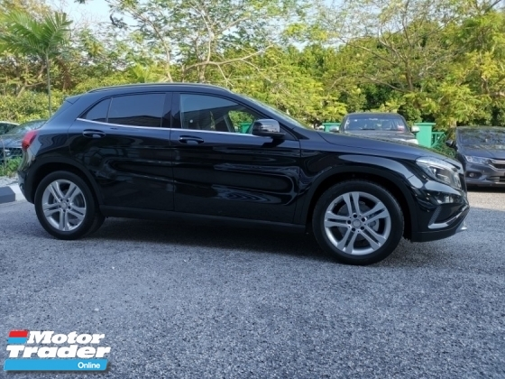 2014 MERCEDES-BENZ GLA GLA180 1.6 (A) UNREG Japan Spec Low Interest 2.XX%