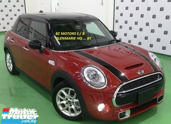 2014 MINI Cooper S 2014 MINI COOPER S 2.0A TWIN TURBO FACELIFT JAPAN SPEC CAR SELLING PRICE ONLY ( RM 143000.00 NEGO )