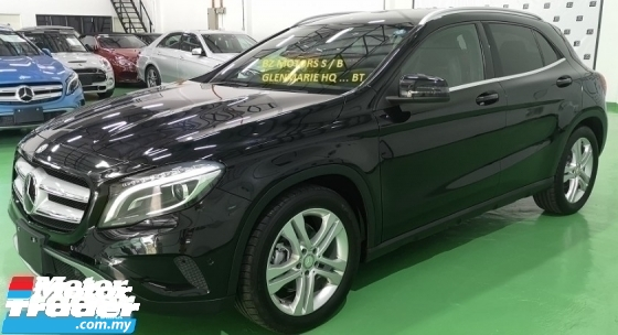 2014 MERCEDES-BENZ GLA 2014 MERCEDES BENZ GLA 180 SE 1.6 TURBO UNREG JAPAN SPEC CAR SELLING PRICE ONLY RM 138000.00 NEGO