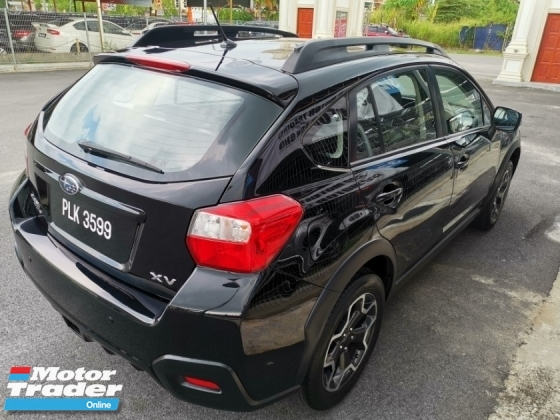 2013 SUBARU XV 2.0 (A) SPORT - DVD Reverse Camera / Sport Rim / Leather seat / True Year Made