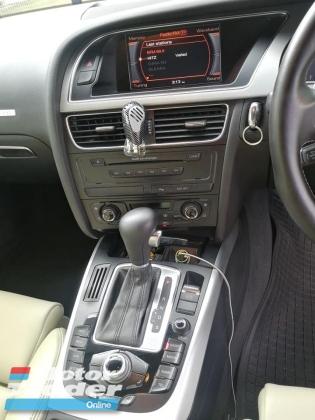 2008 AUDI S5 Quattro MMI BO Sound System