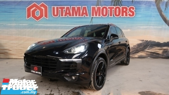 2015 PORSCHE CAYENNE 3.6 PETROL PANORAMIC ROOF SPORT EXHAUST VACUUM DOOR YEAR END SALE SPECIAL BEST DEAL FAST APPROVAL