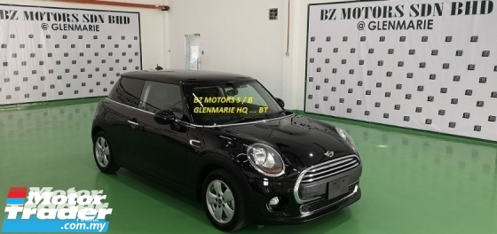2015 MINI 3 DOOR 2015 MINI COOPER 1.2A TWIN TURBO NEW FACELIFT JAPAN SPEC SELLING PRICE ( RM 105,000.00 NEGO )