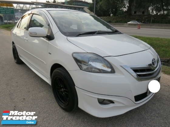 2014 TOYOTA VIOS 1.5G (A) LIMITED Full TRD Bodykit Accident Free One Owner High Loan Tip Top Condition