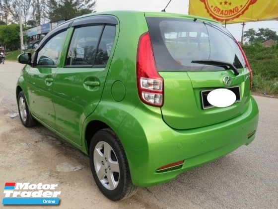 2016 PERODUA MYVI 1.3 (A) EZ One Lady Owner Accident Free High Loan Tip Top Condition
