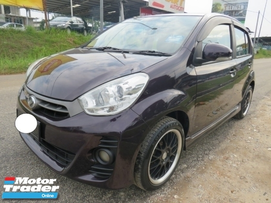 2015 PERODUA MYVI 1.3 (A) SE One Owner Accident Free 100% Loan Tip Top Condition