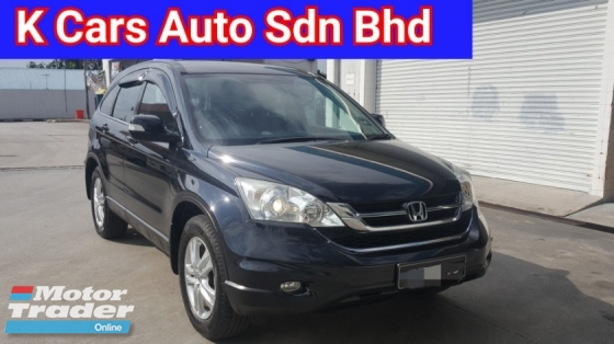 2012 HONDA CR-V 2.0 i-VTEC AWD (A) Excellent Condition Confirm Never Accident Before No Repair Need Worth Buy