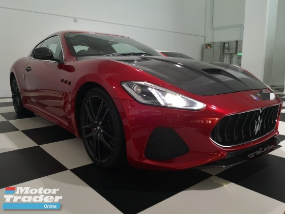 2018 MASERATI GRAN TURISMO MC Sport 4.7 V8 New Car Condition