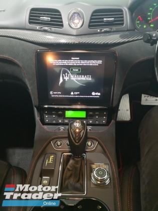 2018 MASERATI GRAN TURISMO MC Sport 4.7 V8 New Car Condition