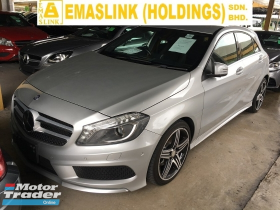 2014 MERCEDES-BENZ A-CLASS A180   1.6 AMG HATCHBACK JAPAN SPEC