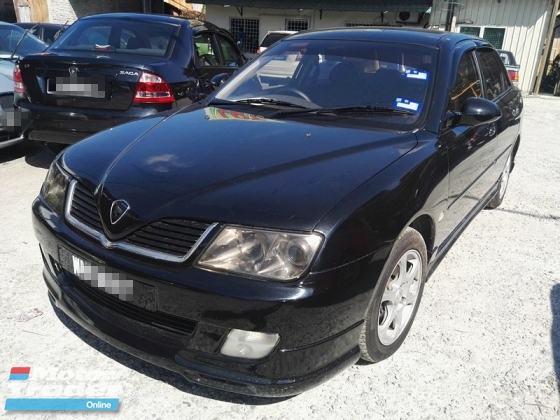 2006 PROTON WAJA 1.6  ( M ) BLK LIST CAN LOAN