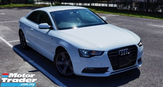 2014 AUDI A5 2014 AUDI A5 2.0 TFSI QUATTRO FACELIFT SPORTBACK JAPAN SPEC CAR SELLING PRICE ONLY RM 153,000.00