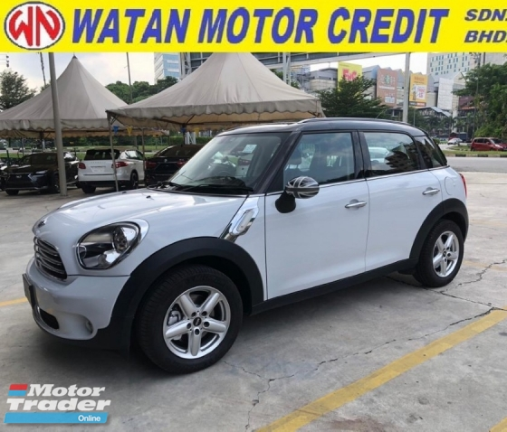 2014 MINI Countryman COUNTRYMAN 1.6 CROSSOVER JAPAN REVERSE CAMERA 2014 UNREG