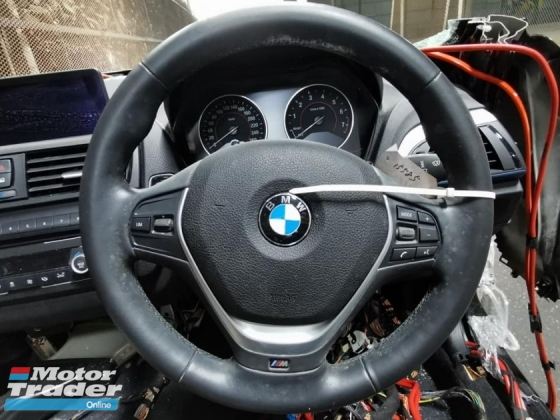 BMW F30 116I MSPORT N13 TURBO HALF CUT Half-cut