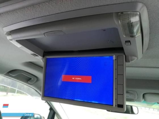 2009 TOYOTA ESTIMA 2.4 FACELIFT AERAS 7 SEATS SUNROOF MOONROOF FULL LEATHER SEATS  MPV
