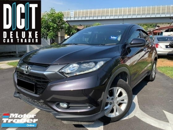 2017 HONDA HR-V 1.8(A) V FULL SPEC L/MILEAGE FULL RECORD SERVICE HONDA LIKE NEW