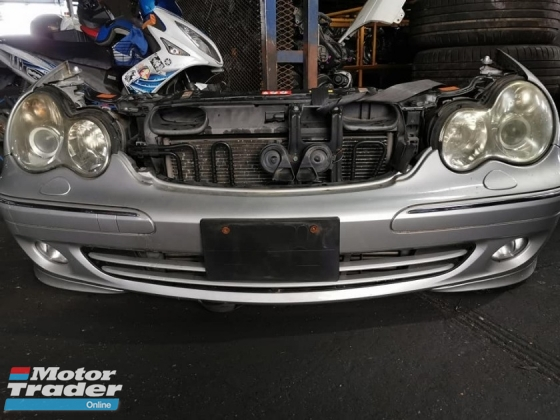 MERCEDES BENZ W203 AVANDGUARD NOSE CUT