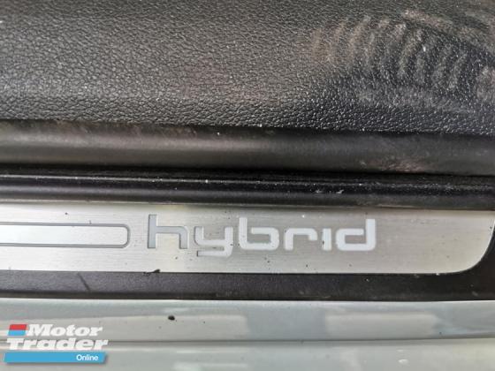 AUDI A6 C7 HYBIRD 2.0 HALF CUT