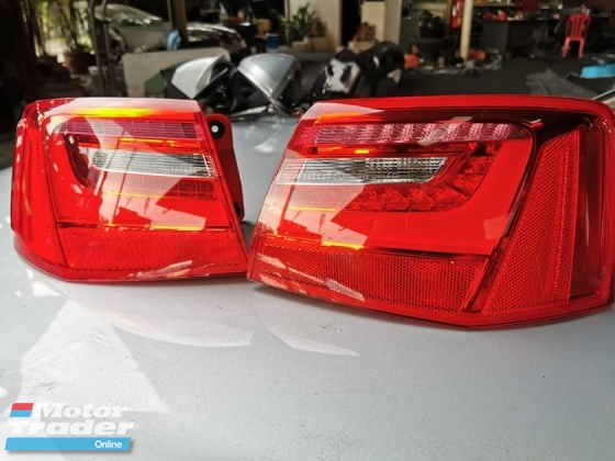 AUDI A6 C7 HYBIRD TAIL LAMP SET