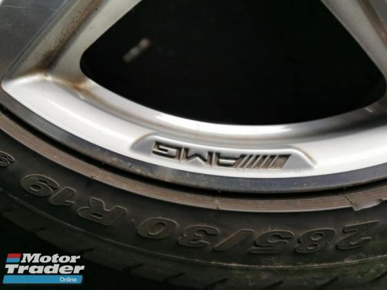 MERCEDES CLS W218 AMG SPORT RIM SET