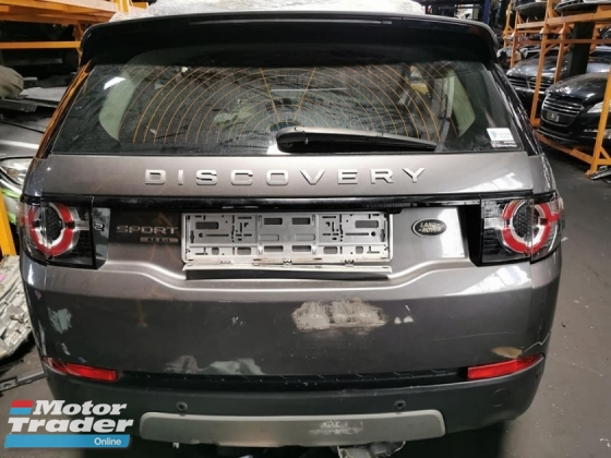 LAND ROVER DISCOVERY SPORT S14 2.0 HALF CUT AND REAR CUT
