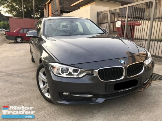 2015 BMW 3 SERIES 320I SPORTS VERSION LOCAL SPEC (CKD) FULL SERVICE RECORD