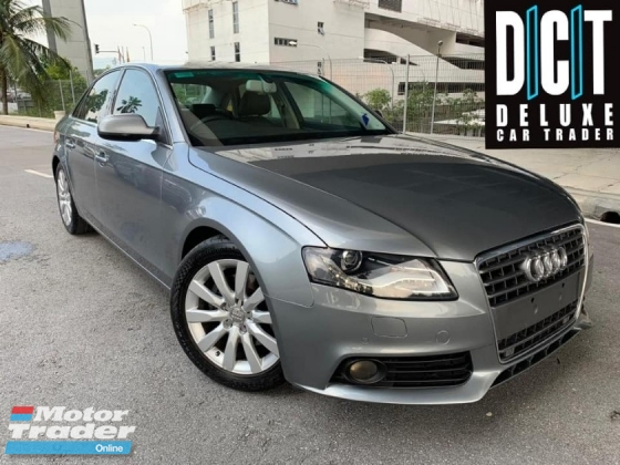 2013 AUDI A4 1.8 TFSI Local Spec Facelift 1 Owner Nice Condition