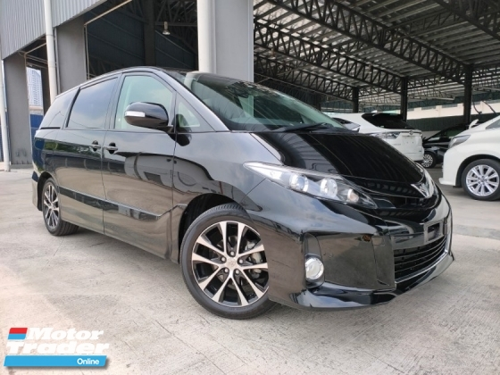 2015 TOYOTA ESTIMA 2015 Toyota Estima 2.4 Aeras Power Boot Digital A Cond 7 Seater Unregister for sale