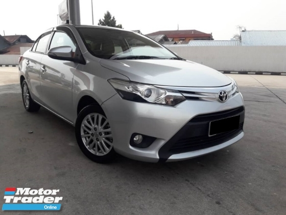 2015 TOYOTA VIOS 1.5G (AT)