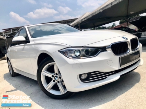 2015 BMW 3 SERIES 316i 1.6 SPORT (A) FACELIFT TIP -TOP CONDITION