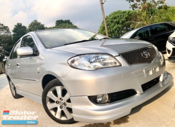 2008 TOYOTA VIOS 1.5 G (A) LIMITED FULL SPEC TIP-TOP CONDITION