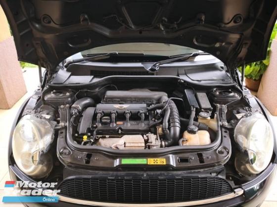 2008 MINI Cooper S 1.6 Turbo Year 2008 .6 SPEED
