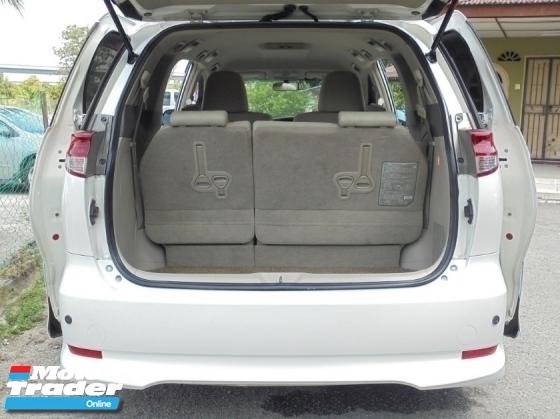 2009 TOYOTA ESTIMA  2.4 Aeras Facelift 2Powerdoor LikeNEW Reg.2012