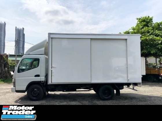 2010 MITSUBISHI FUSO OTHER 3 Ton 14 Feet Sliding Door