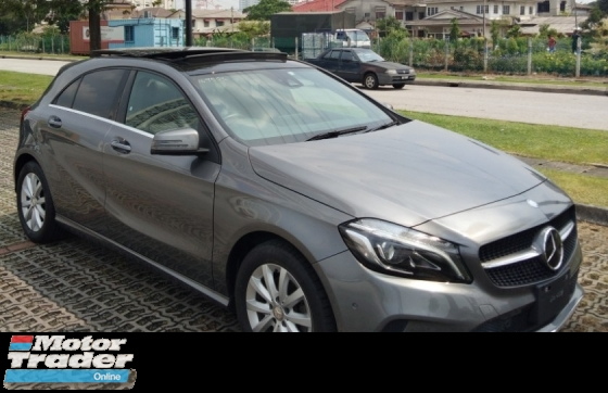 2016 MERCEDES-BENZ A-CLASS A180 (全包价格.)On the road~RM146,888 1year warranty✔