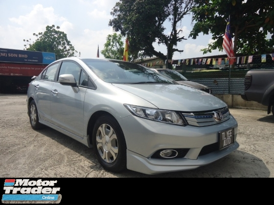 2013 HONDA CIVIC 2013 Honda Civic Hybrid 1.5(A) Sporty Look