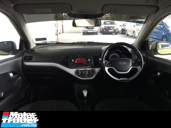 2014 KIA PICANTO 1.2 AT Push Start High Spec Model