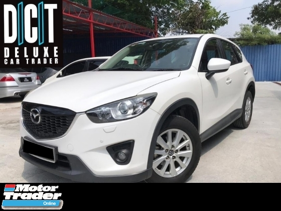 2015 MAZDA CX-5  2.0(A) 4WD FULL SPEC ORIGINAL CONDITION LIKE NEW CAR