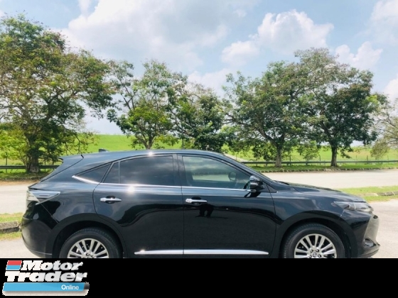 2014 TOYOTA HARRIER 2.0 PREMIUM POWER BOOT FULL  KITS