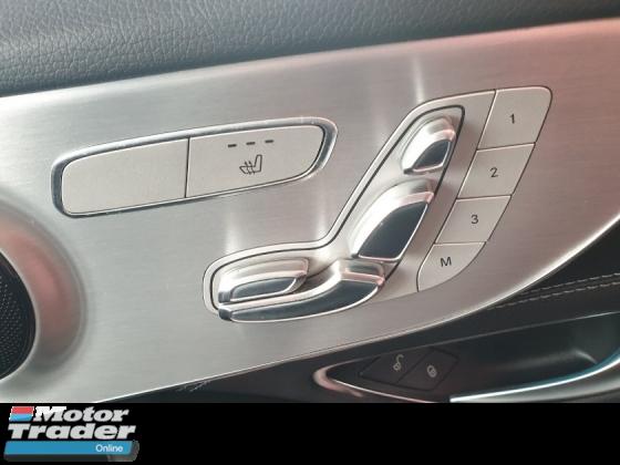 2016 MERCEDES-BENZ C-CLASS C200 CGI Coupe AMG Spec Memory Panaromic Roof Local AP Unreg