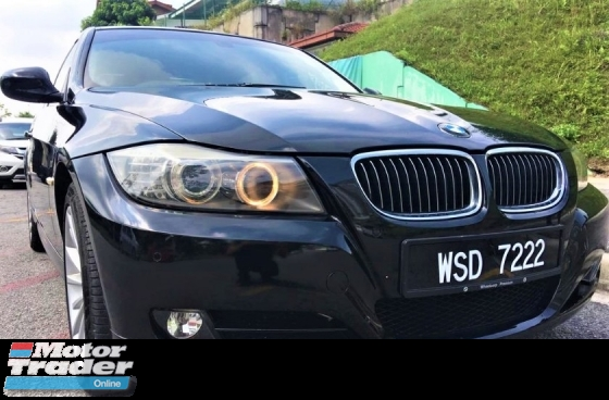 2010 BMW 3 SERIES 323I E90 2.5cc Local Import New LCi FulloanOTR